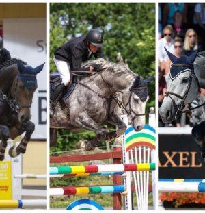 3 ELiTH-hästar till start i Swede Horse Breeders Trophy!