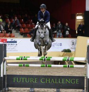 Love 5:a i 7-årschampionatet Swede Horse!