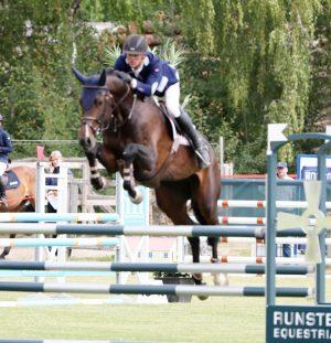 Diarado´s Rose ELiTH kvalad till Falsterbo!